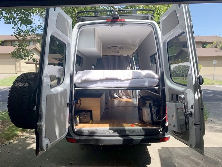 2018 mercedesbenz sprinter motor home camper van rental
