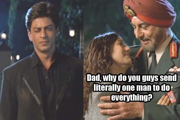 "An Accurate And Honest Summary Of ""Main Hoon Na"""