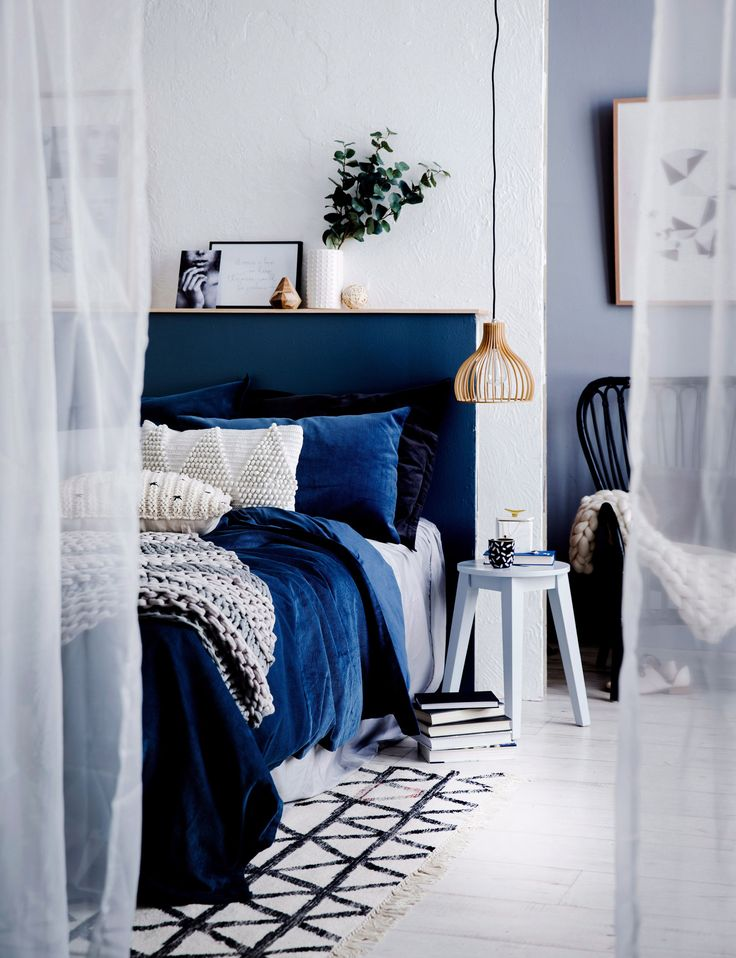 Winter style ideas for your bedroom and living room