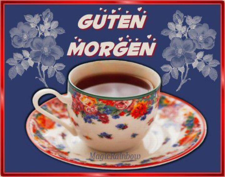 Good Morning In Austrian German : Guten morgen gute nacht pinterest