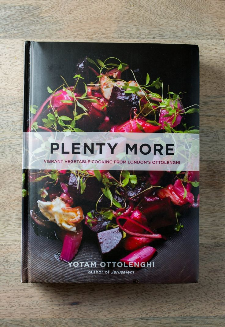 Cookbook: Plenty More by Yotam Ottolenghi Overall Impression: Ottolenghi's follow-up to Plenty lives up to lofty expectations, delivering gorgeous and exciting vegetarian recipes. I am so in love with this cookbook. Admittedly, I went into it biased, since Ottolenghi's previous works are my some of my favorites for vegetable-centric inspiration, but I also think this history made me judge the book more harshly, doubting it could live up to its predecessors. The great news is this book is…