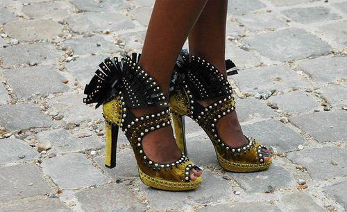 festivals in a shoe