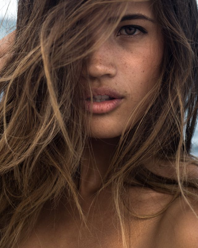 Salty hair and sandy toes   Rocky Barnes #beauty