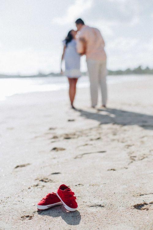 Inspiration For Pregnancy and Maternity : Maternity Photos Macao Beach: Monica y Raul – Fernanda Rocha