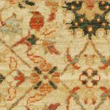 Nel tappeto sono raggruppati almeno cinque modi di usare alcuni tra i più famosi motivi tradizionali. Giocati alternativamente a disegno mod...