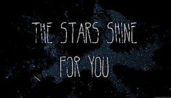 gif mine stars