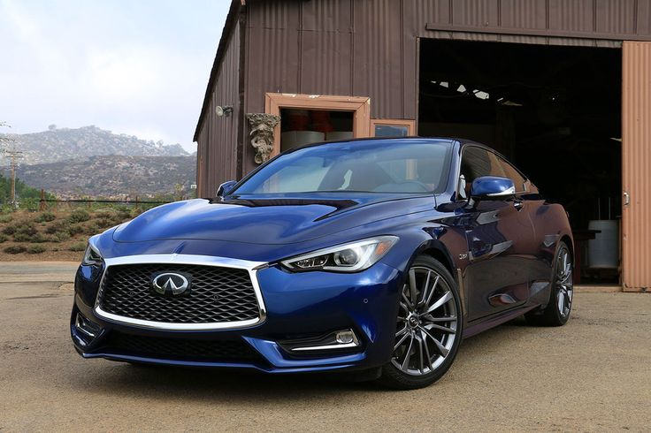 Don't let the twin turbos fool you; Infiniti's Q60 S still