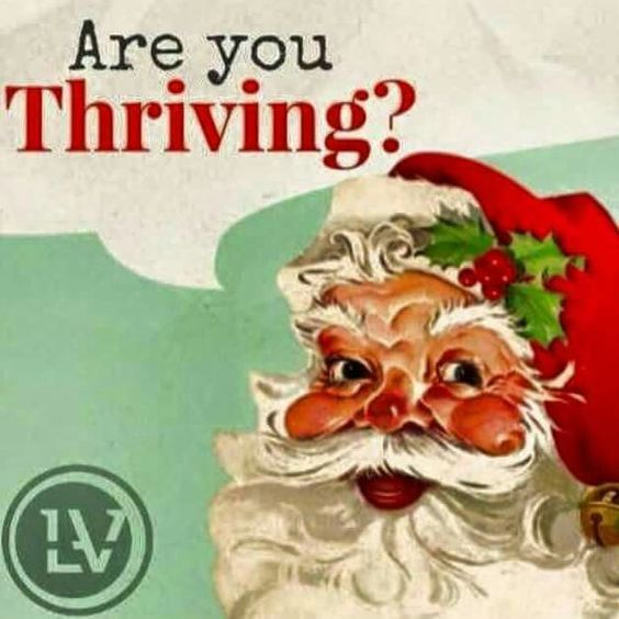 Don't just survive thru the new year, but Thrive!! The Thrive experience!! Ready to change your life??! Let's start your Thrive Experience!! Worlds first and only Wearable Nutrition!!  #thrive #feelfantastic #Christmas #holidays