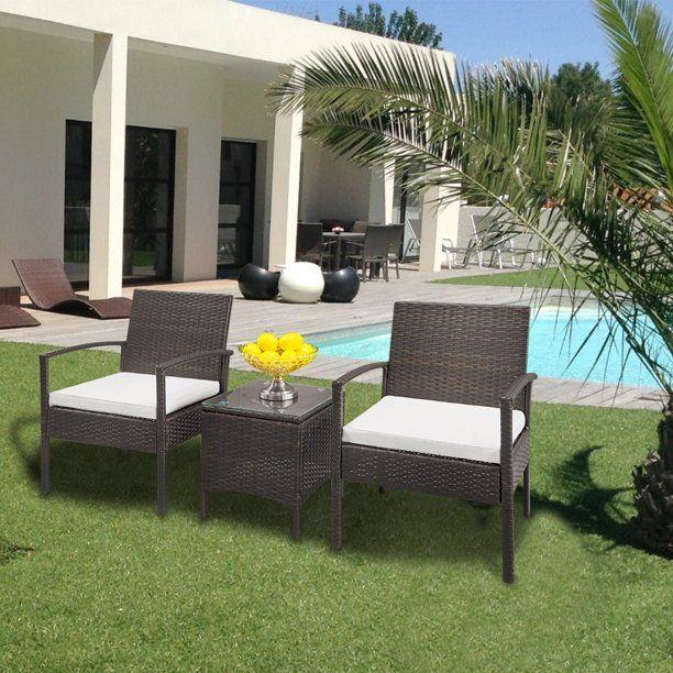 outdoor patio garden wicker rattan