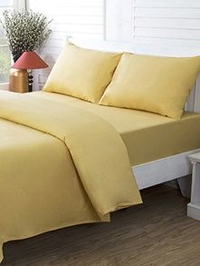 Check out what I found on the LimeRoad Shopping App! You'll love the First Row Yellow Solid Cotton Double Bedsheet. See it here http://www.limeroad.com/products/12417136?utm_source=31e83b4c81&utm_medium=android