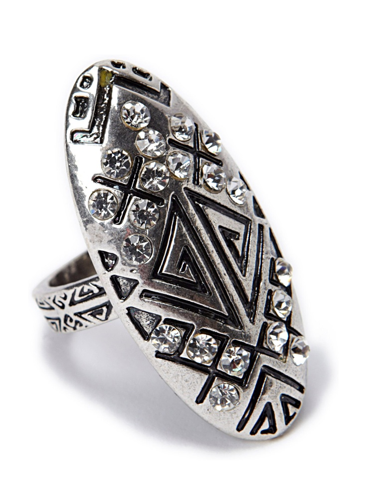 #Todaysbuy, Friis & Company Obo Ethnic Ring €14.95