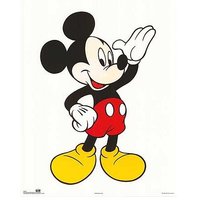how to make a mickey mouse cartoon