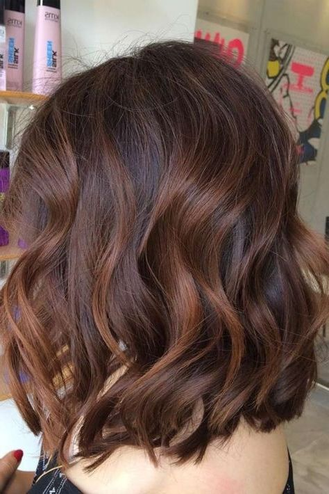 28 Unbelievable Examples of Caramel Balayage on Quick Darkish Brown Hair