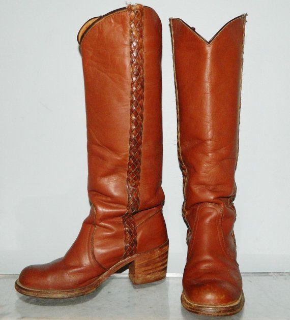 frye shoes women 80s look