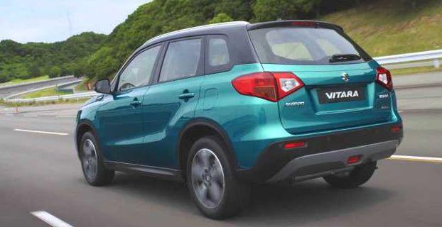 2017 Suzuki Grand Vitara Performance