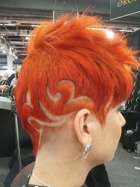 tribal hair ideas