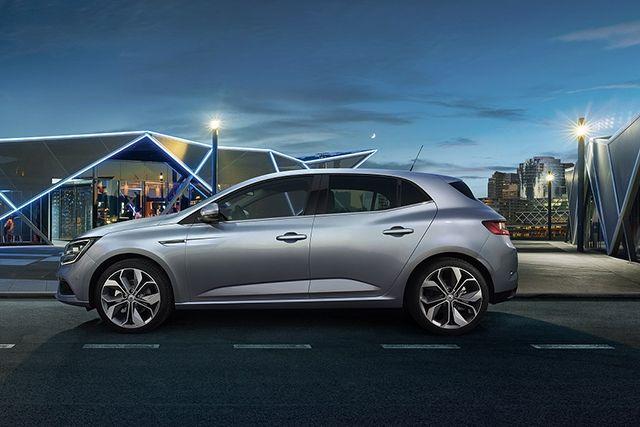 Noul Renault Megane, in linie cu Talisman
