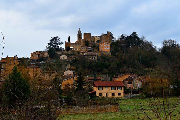 Chatillon d'Azergues (69), France