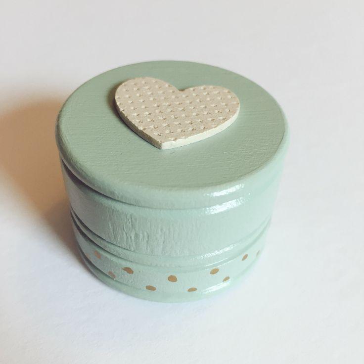 Boîte La Fée des des dents / Ma Première dent / Ma Première mèche - Mint Disponible sur www.MaPetiteFabrique.ca