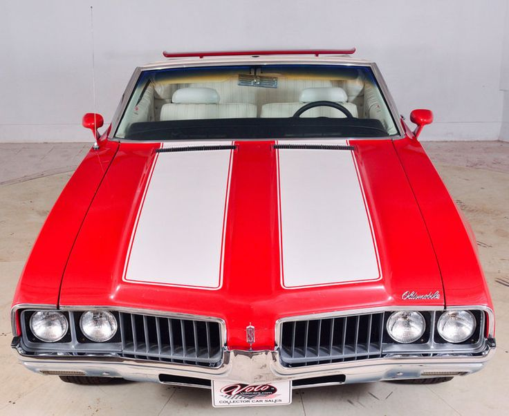 1969 Oldsmobile Cutlass Supreme Image 12