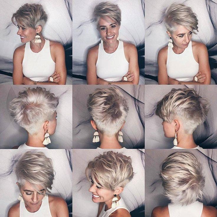 bellissime modelle per capelli corti da donna (4