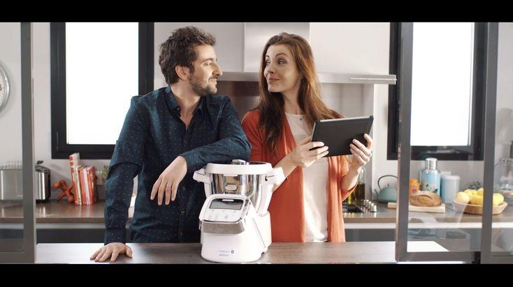 Descubra a sua nova ajuda diária na cozinha, agora em modo conetável! Com a i-Companion, cozinhar torna-se simples, prático e fácil.