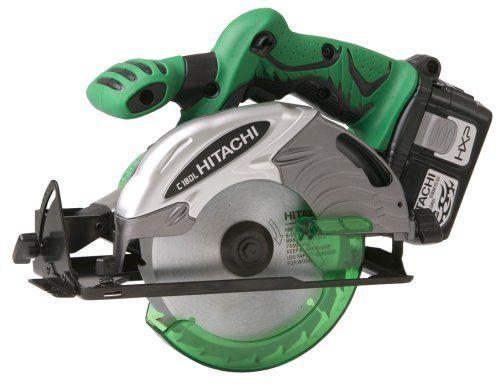 Hitachi C18DL 18 volt Li-Ion Circular Saw Kit  (Discontinued by Manufacturer) For Sale https://bestcompoundmitersawreviews.info/hitachi-c18dl-18-volt-li-ion-circular-saw-kit-discontinued-by-manufacturer-for-sale/