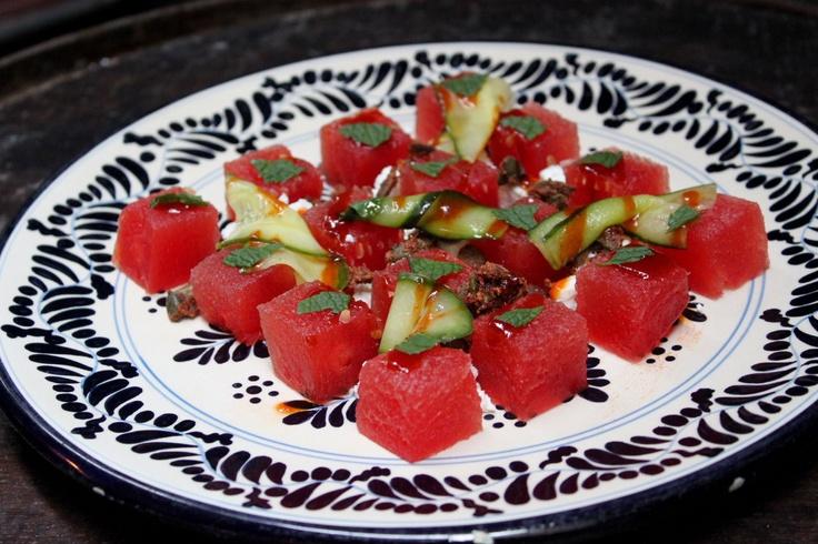 Watermelon Salad - Brickhouse