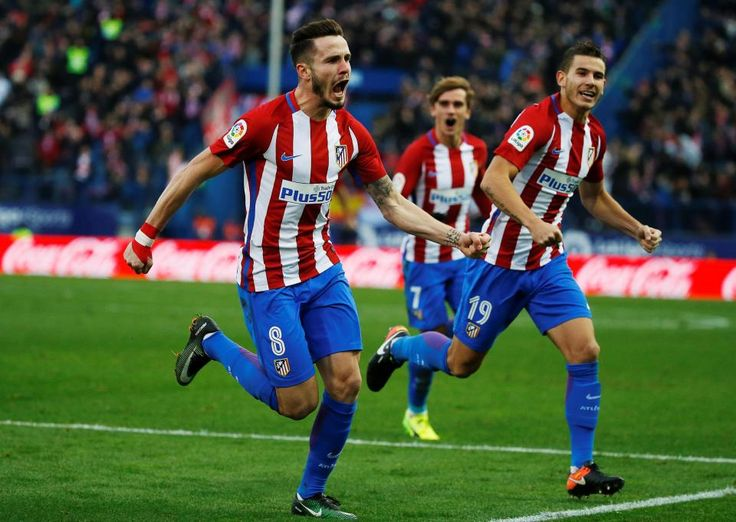 Antoine Griezmann and Saul Niguez top Jose Mourinhos transfer target list with Man United confident combined 145m can be slashed