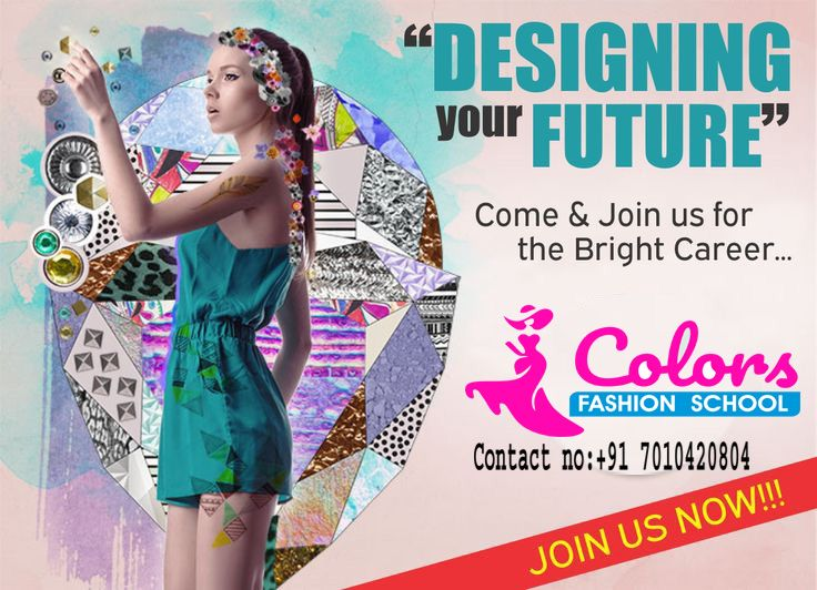 Colors Institute Of Fashion Technology With The Best Fashion Designing Course In Chennai Is H Fashion Designing Course Become A Fashion Designer Fashion Design