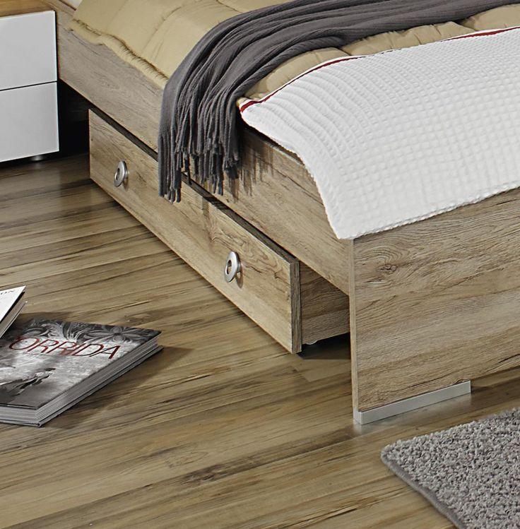 Pinterestu0027teki 25u0027den fazla en iyi Matratze 140x200 günstig fikri - komplette schlafzimmer modern