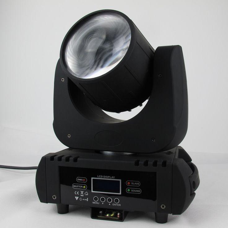 Led capa commovente del fascio 60 w led in rapido movimento dmx 11 canali fase di illuminazione del dj di illuminazione
