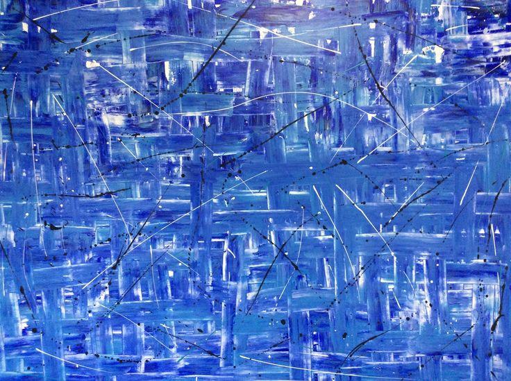 """Inner peace"" by Nicky Korneliussen. Paintings for Sale. Bluethumb - Online Art Gallery"