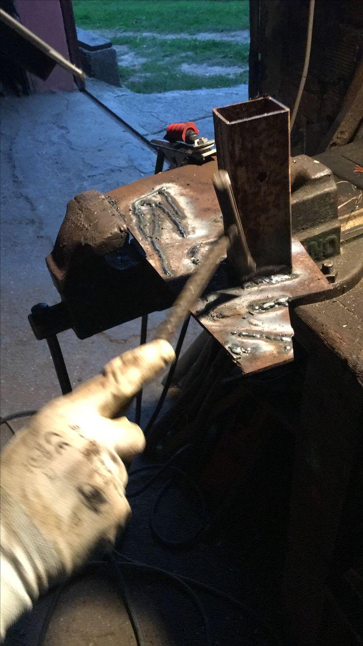 Practicando entre bros #welders 