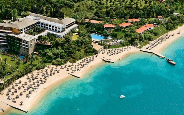 Luxury Hideaways in Halkidiki - Greece Is