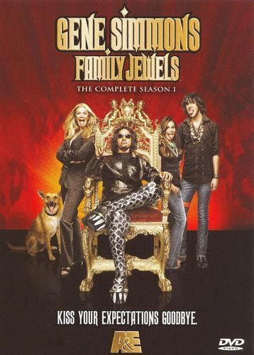 Gene Simmons Family Jewels: The Complete Season 1 [2 Discs] [DVD]