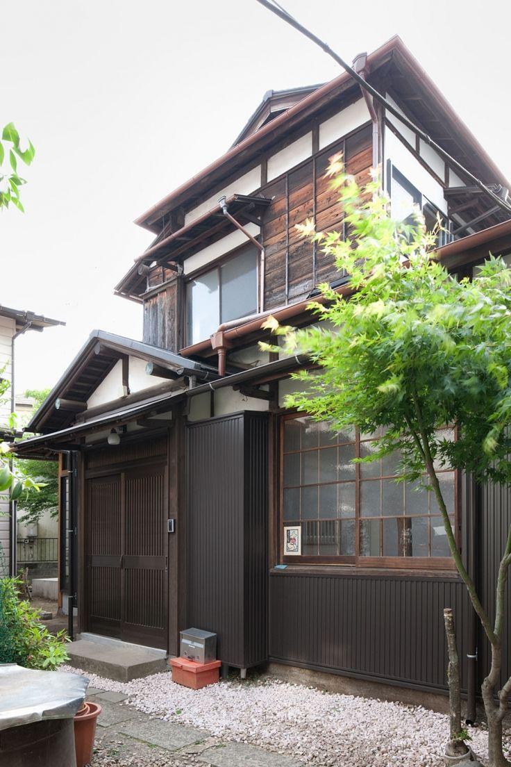 専門家:関 洋が手掛けた、外観(iesaka house)の詳細ページ。新築戸建、リフォーム、リノベーションの事例多数、SUVACO(スバコ)
