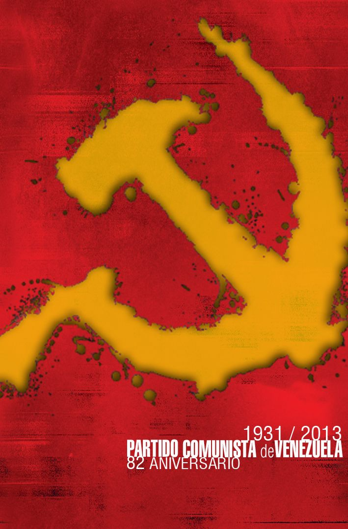 Aniversario Partido Comunista de Venezuela