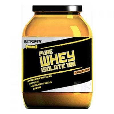 Multipower Whey Isolate 100 908 gr Protein Tozu