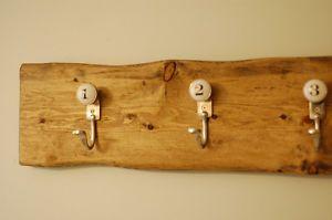 Unique handmade wall hooks Kitchener / Waterloo Kitchener Area image 7