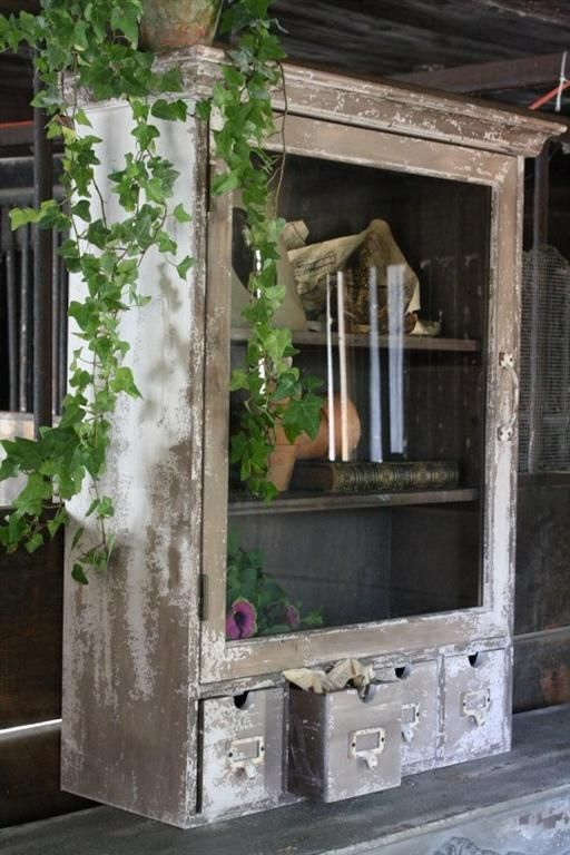 When I began my online shop, Farmhouse Decor,I promised myself that I would only carry items which truly represented the French and American Farmhouse styles, and would be unique and also be of quality.I am so proud to now offer a unique line ofFrench and American Farmhouse Furniture.For example, the American Farmhouse Glass Front Cabinet, …