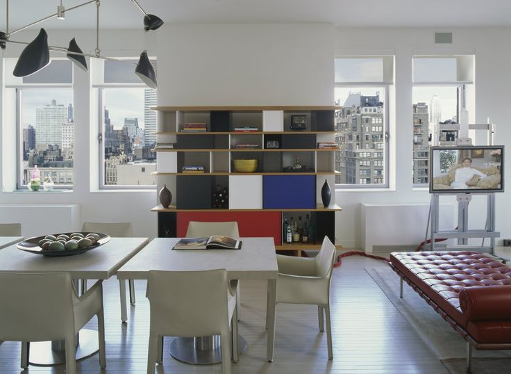 A Beautiful Chelsea Loft By Interior Design Hall Of Fame Inductee Bruce Bierman Because There Are No Other Highrises In The Immedia