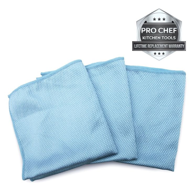 Microfiber Cleaning Cloths For Polishing Stainless Steel