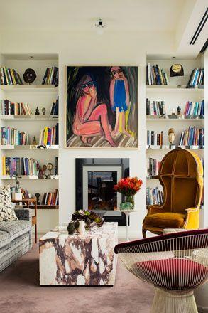 David Hicks Hallmark Penthouse