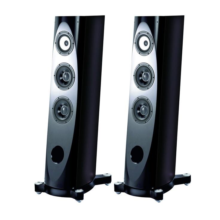 3-drożne głośniki podłogowe referencyjnej serii EX (200W; Teak)  S-1EX-W