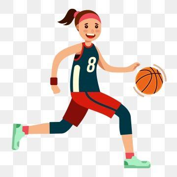 Cartoon Cartoon Basketball Play Basketball Lovely Girls In Love Basketball Plays Cartoon