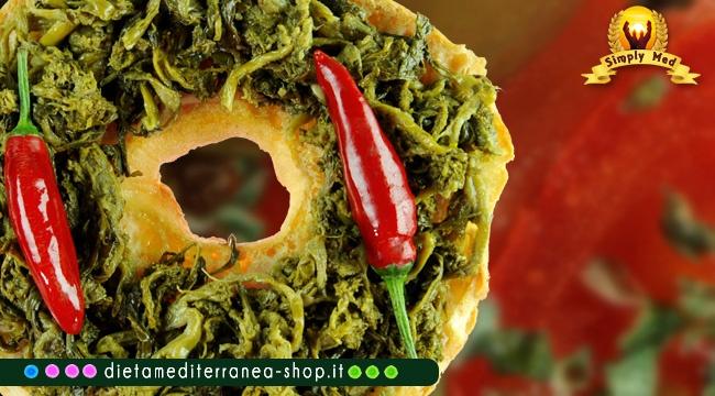 [fresina-broccoli-fritti-peperoncino]dietamediterranea-shop....organic-food#made-in-italy#e-commerce#simply-med#cibo#