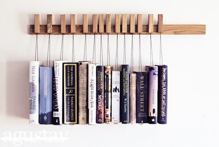 Book Rack...super cool but too rich for my blood
