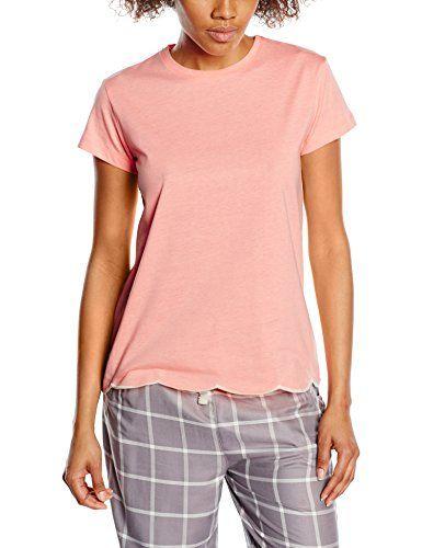 Skiny Damen Schlafanzugoberteil Sleep Mix   Match Da. Shirt kz. A Einfarbig  Gr aaab71f32f