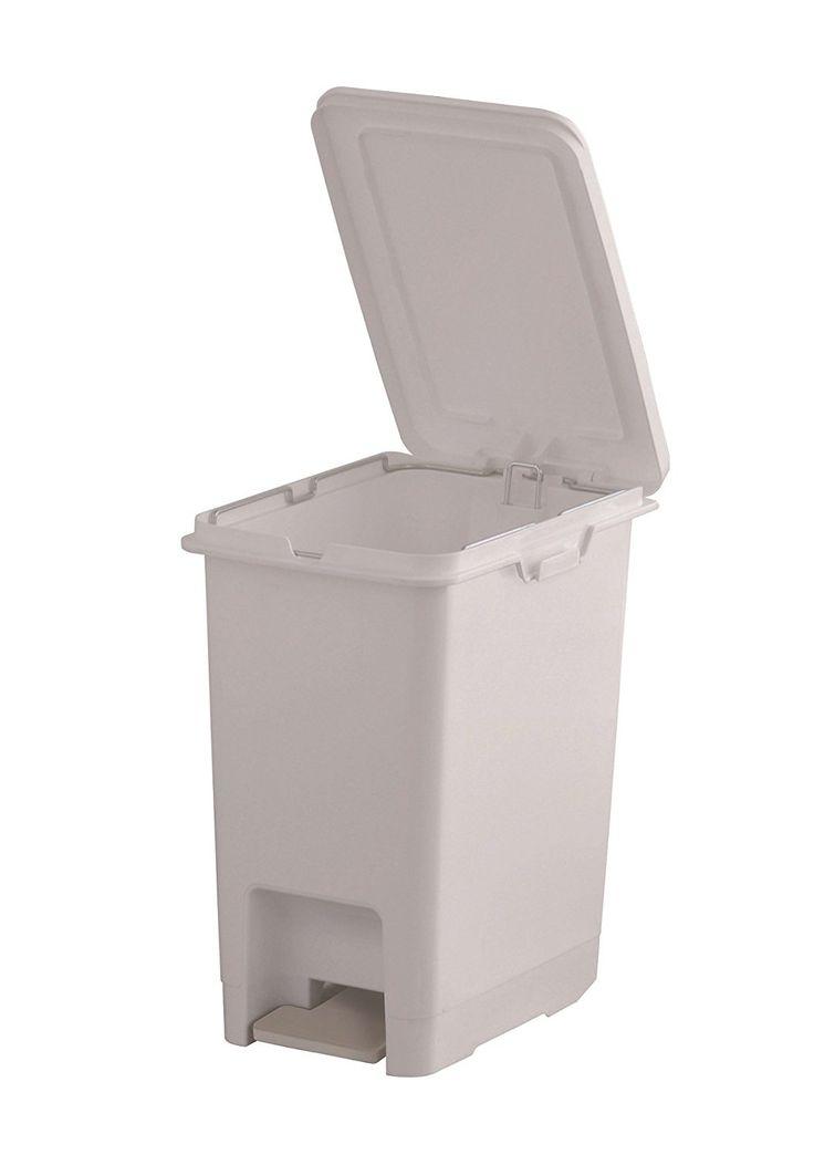 Amazon|天馬 イーラボ ゴミ箱 ペダルペール 20L|ペダル式ゴミ箱 オンライン通販